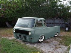 66 Ford Econoline Truck | een andere inspiratie bron is de chevy van van mn maatje lenny gruver ...