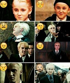 Draco is literally emojis.
