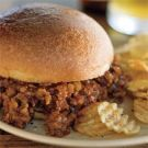 Try the Real Sloppy Joes Recipe Williams-Sonoma.  I make these all the time.  So much better than the premade mixes!