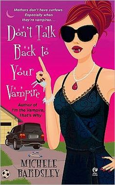 This is a great vampire series