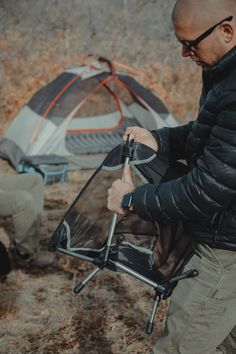 Whether it is on a hike or multi-day backpacking or camping trip, take this new YIZI LITE portable ultralight camp chair with you! Our lightweight backpacking chairs can be assembled in seconds and provide a relaxing experience anytime during your adventure! Backpacking Chair, Folding Camping Chairs, Carry On Luggage, Go Outside, Kayaking, Hiking, Adventure, Carry On Bag, Walks