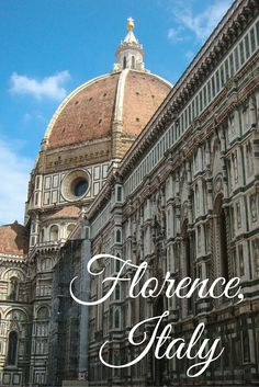 Top travel tips for exploring the best spots in Florence, Italy.