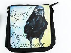 Frida Kahlo Schultertasche Kunst Tasche Umhänge... von Atelier Art-istique auf DaWanda.com