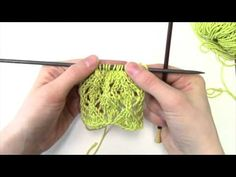 Knit A Loose Bind Off