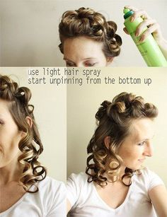How To Curl Long Hair In 10 Minutes