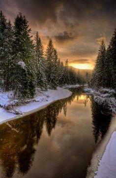 Herbert river Alaska
