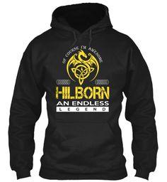 HILBORN An Endless Legend #Hilborn
