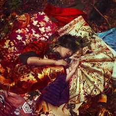 The Layers from Tales From Japan by Reylia Slaby