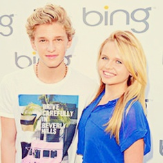 Cody & Alli Simpson