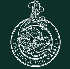 The Little Fish Restaurant, logo