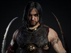 ArtStation - Prince of Persia Warrior Within, Unreal Engine, Jakub Chechelski Warrior Within, Childhood Games, Prince Of Persia, Weapon Concept Art, Unreal Engine, Zbrush, Nature Pictures, Character Inspiration, Comic Art