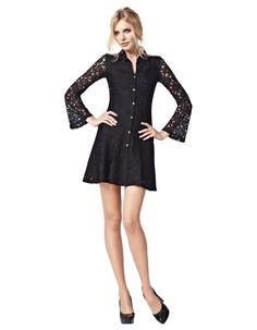 Marilyn - black lace Gave nieuwe party items bij LaDress! Deze vind ik tof, omdat je die bij veel gelegenheden kunt dragen!