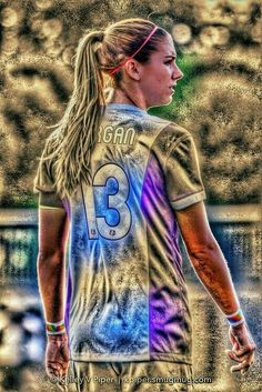 uswnt, and alex morgan image Girl Playing Soccer, Soccer Photography, Soccer Inspiration, Alex Morgan Soccer, Barcelona Soccer, Fc Barcelona, Soccer Girl Problems, Soccer Pictures, Manchester United Soccer