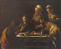 Love of my Art Life - Emmaus by Carrivaggio