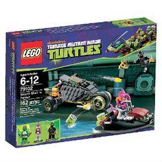 20% off LEGO Teenage Mutant Ninja Turtles Stealth Shell in Pursuit 'til November 21