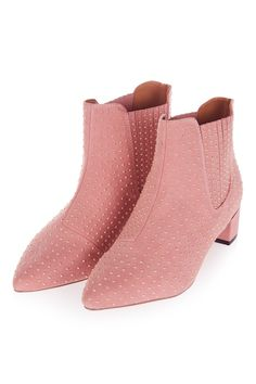 KILLER Studded Boots - Topshop