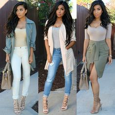 Neutrals this week... which one is your fav?