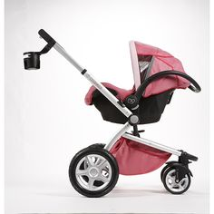 """Awe, this is cute. Maxi-Cosi Foray Stroller - Lily Pink - Maxi-Cosi - Babies""""R""""Us"""