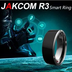 NFC Smartphones Jakcom R3 Waterproof Smart Ring App Enabled Wearable Technology Magic Ring for iOS Android Windows #Affiliate