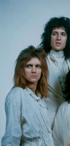 Roger Taylor and Brian May of Queen. Too Fast For Love, Roger Taylor Queen, Queens Wallpaper, Queen Meme, Queen Ii, Queen Freddie Mercury, Queen Band, Brian May, John Deacon