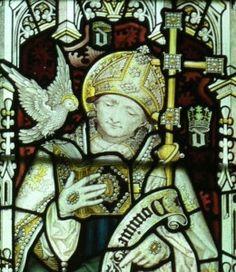 St. David - Jesus College Chapel, Oxford
