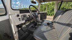 1981 Toyota BJ-40 Land Cruiser Unrestored presented as lot S78.1 at Austin, TX 2015 - image4