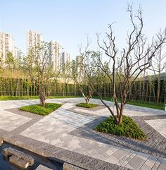 Fengming_Mountain_Park-Marta_Schwartz_Landscape_Architecture-10 « Landscape Architecture Works | Landezine