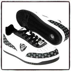 996892f2fcf Raider shoes Oak Raiders