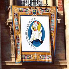 """Do you know the meaning of the Logo of the #YearOfMercy?  The logo and the motto together provide a fitting summary of what the #JubileeYear is all about. The motto """"Merciful Like the Father"""" (taken from the Gospel of Luke 6:36) serves as an invitation to follow the merciful example of the Father who asks us not to judge or condemn but to forgive and to give love and forgiveness without measure (cfr. Lk 6:37-38). The logo  the work of Jesuit Father Marko I. Rupnik represents an image quite…"""
