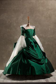 The beautiful wardrobe designed by Eiko Ishioka for MIRROR MIRROR - in theaters March 30!