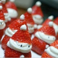 Easy Christmas party food