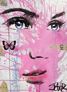 Loui Jover - in the pink