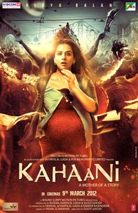 Kahaani - The promos look amazing. This poster is one of the best use of symbolism I've ever seen from Bollywood. Best Bollywood Movies, Bollywood Celebrities, Hindi Movies Online, Bollywood Posters, 2012 Movie, Indian Movies, Hollywood, Online Gratis, Latest Movies