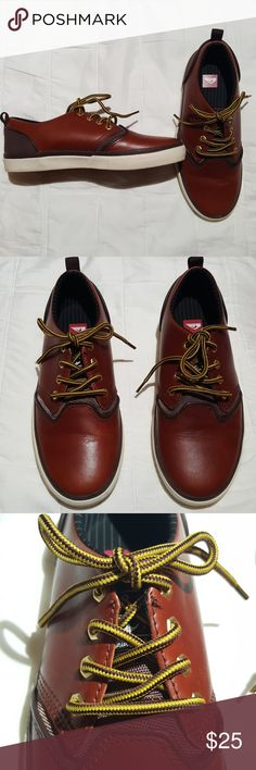 93a1d73c359 Quiksilver Reese Forbes Quiksilver Premium Leather Reese Forbes Size US 6  Quiksilver Shoes Boat Shoes