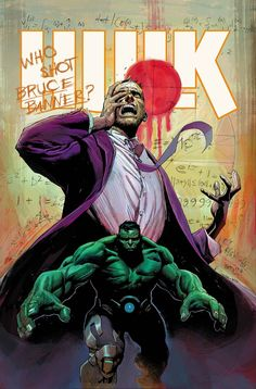 HULK #1 & 2 MARK WAID (W) • MARK BAGLEY (A) CoverS by JEROME OPENA Following the shocking events of last month's INDESTRUCTIBLE HULK finale, Bruce Banner lies at death's door! If he survives, it WON'T be as the Bruce Banner we've known! How will the Hulk wreak vengeance on Banner's assailant? How CAN he? 32 PGS.(each)./Rated T+ …$3.99 (each
