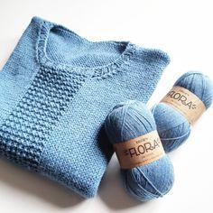 passion tricot fait main hand made hand made wardrobe tricot addict knitters knitting laine mode fashion tendance pull drops flora Free Knitting, Free Crochet, Knitting Patterns, Knit Crochet, Knitting Sweaters, Crochet Cardigan Pattern, Vest Pattern, Fanni Stitch, Little Girls