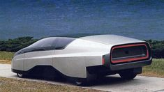 1989 Pontiac Stinger Concept car from the 1980s