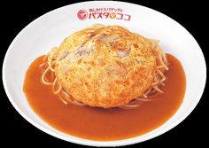 メニュー|名古屋めし あんかけスパゲッティ専門店 パスタ・デ・ココ