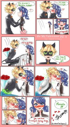 I have more miraculous Ladybug fanart to post. I do not own Miraculous Ladybug or any of its characters.