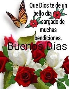 Happy Day Quotes, Morning Love Quotes, Good Day Quotes, Morning Greetings Quotes, Good Morning Prayer, Good Morning Friends, Spanish Birthday Wishes, Birthday Cake For Women Elegant, Good Morning In Spanish