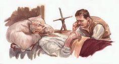 La muerte de don Quijote- Capitulo 74