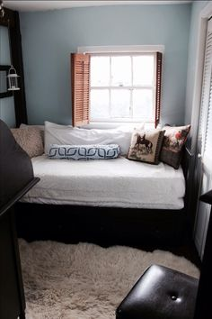 Carriage Haus & Gardens Carriage House Loft Bedroom Washington DC  #carriagehausandgardens