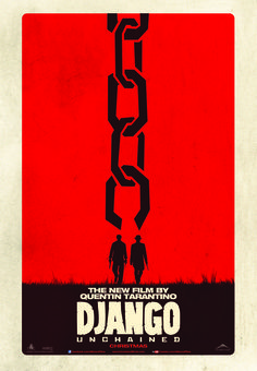 Django Unchained #movie #poster