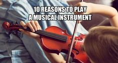 10 reasons you should take up a musical instrument - Classic FM Musical Instruments, Musicals, Memories, Classic, Music Instruments, Instruments, Classical Music, Musical Theatre