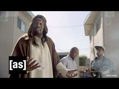 This looks hilarious! Black Jesus Expanded Trailer | Black Jesus | Adult Swim
