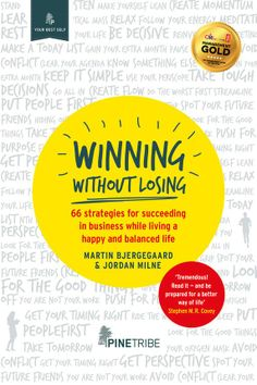 """Rodolphe just picked up """"Winning Without Losing: 66 strategies for succeeding in a business while living a happy and balanced life (Your Best Self)"""" by Martin Bjergegaard, Jordan Milne The Devil's Advocate, Best Web Design, Free Books Online, Career Change, Work Life Balance, Book Nooks, Best Self, Free Ebooks, Lost"""