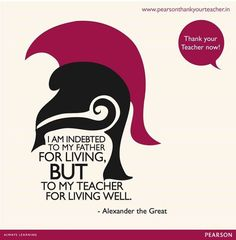 Do you have a teacher who inspired you to do more than you thought was within your capabilities?   Send them a thank you message at www.pearsonthankyourteacher.in
