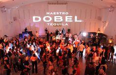 Maestro Dobel introduce su serie de eventos On Dobel Time.