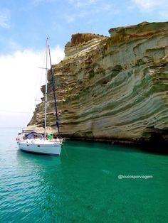 Milos - Uma ilha grega com praias paradisíacas ~ Depois da Próxima Viagem...