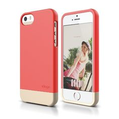 elago Glide Case Limited-Edition for iPhone - eco friendly Retail Packaging (Italian Rose / Champagne Gold) Highly suggest that you can test the case Buy Iphone, Iphone 5 Cases, 5s Cases, Iphone 4s, Phone Case, Rose Champagne, Thing 1, Coral Blue, Yellow